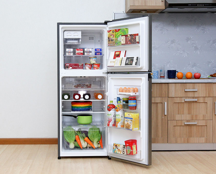 Đánh Giá Tủ Lạnh Electrolux ETB2102MG 210 Lít